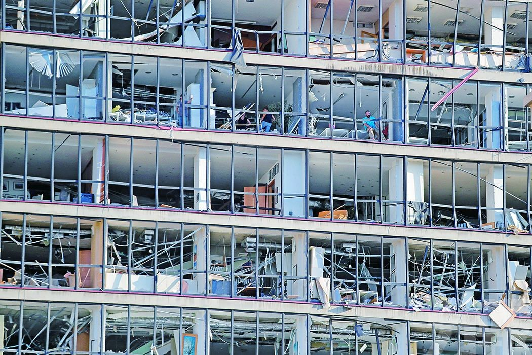 司法部門六次「已讀不回」  終釀貝魯特大爆炸