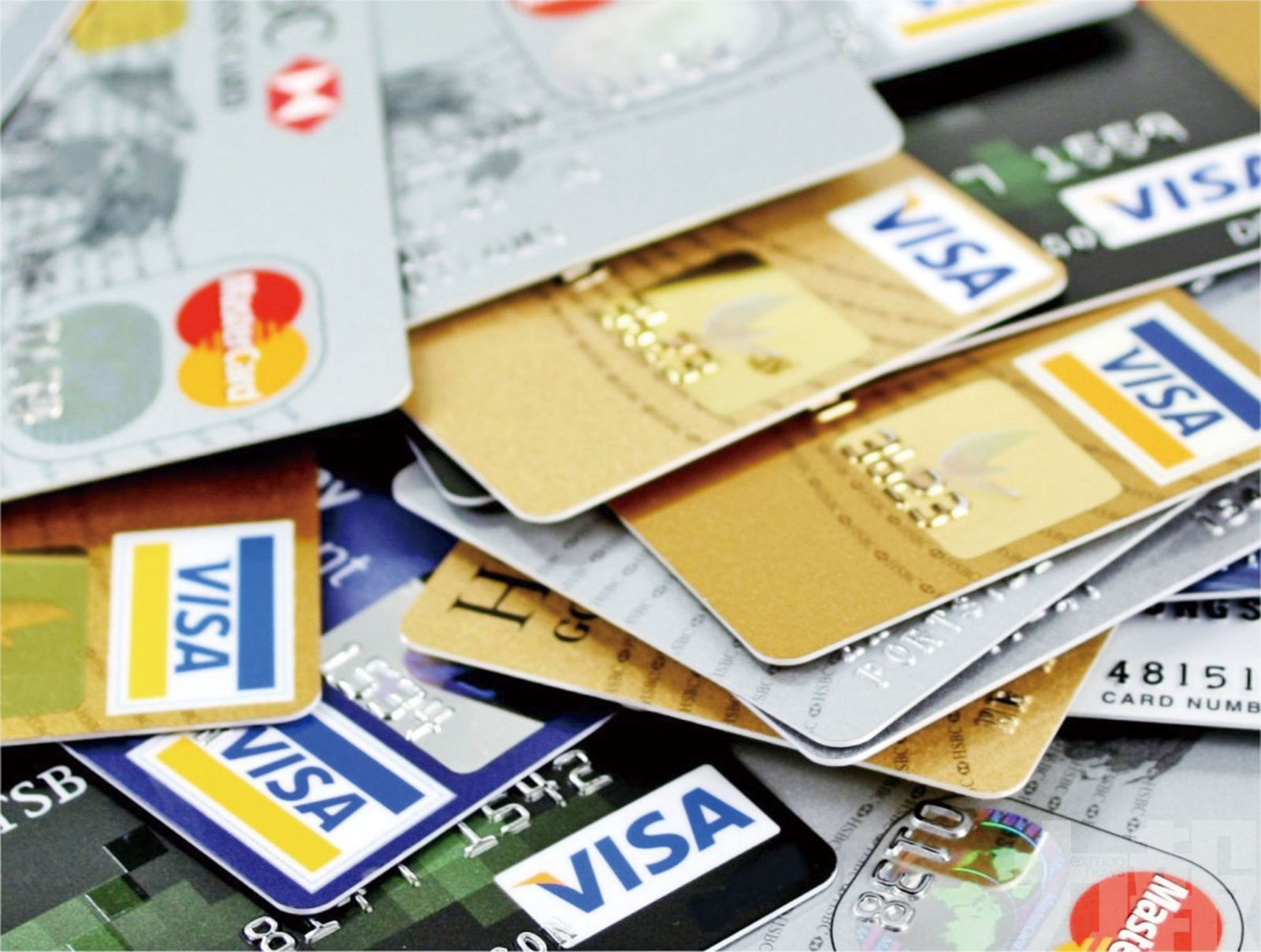 第二季信用卡簽帳額