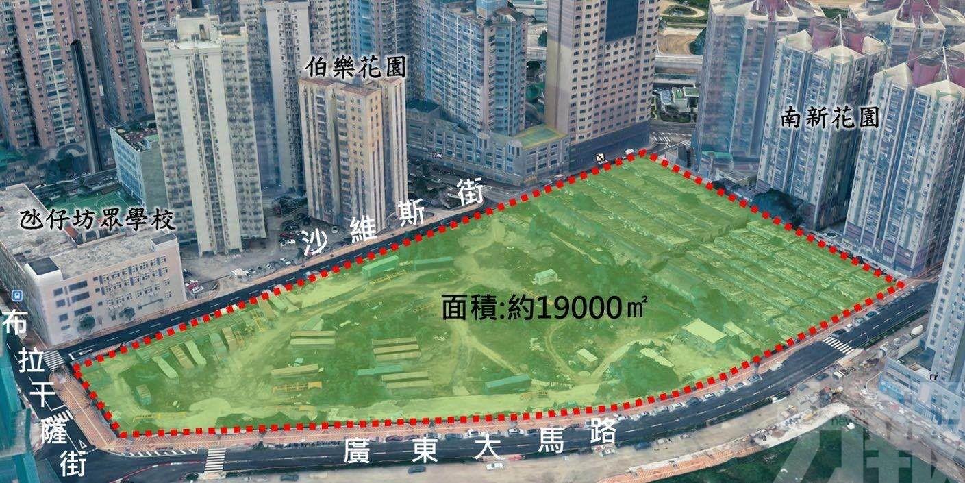 佔地1.9萬平方米 明年初動工