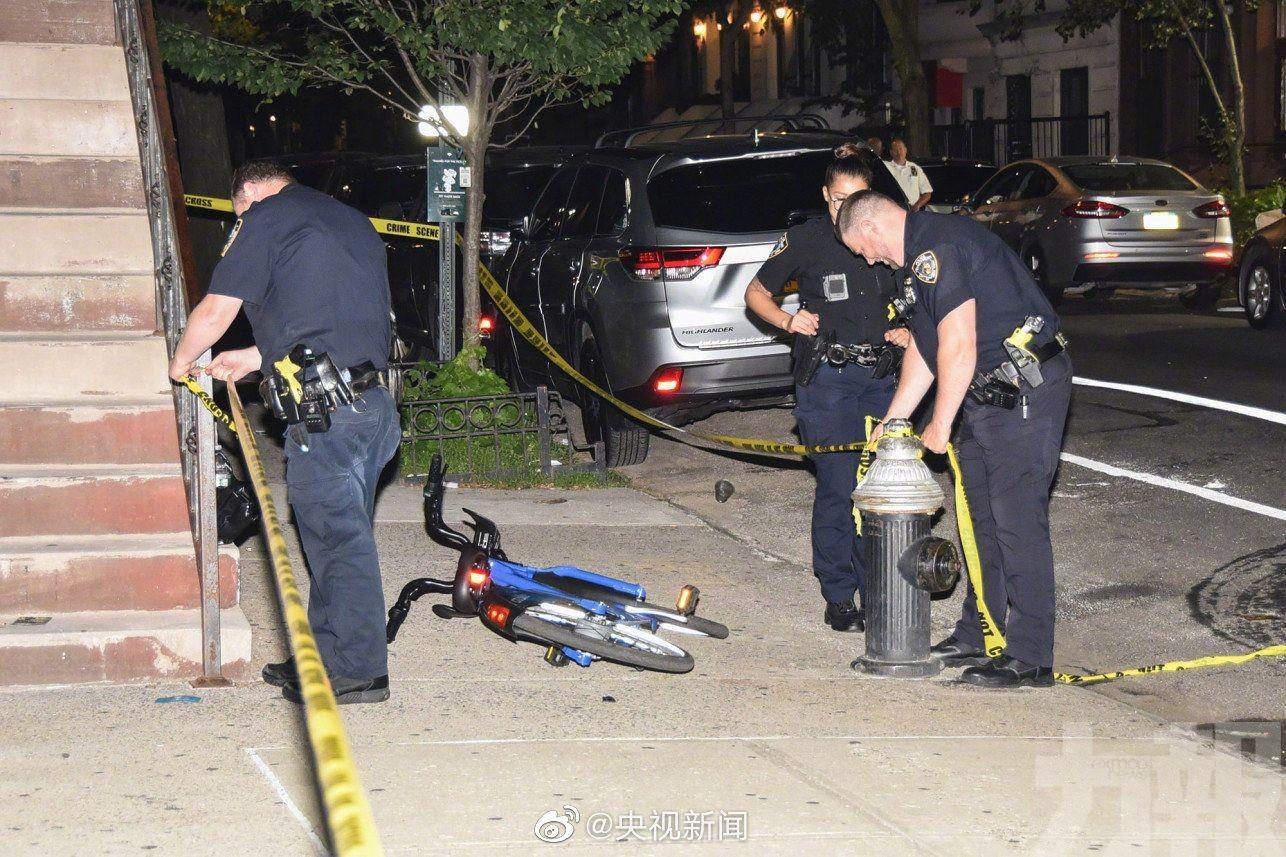 紐約周末發生多宗槍擊案 1死7傷