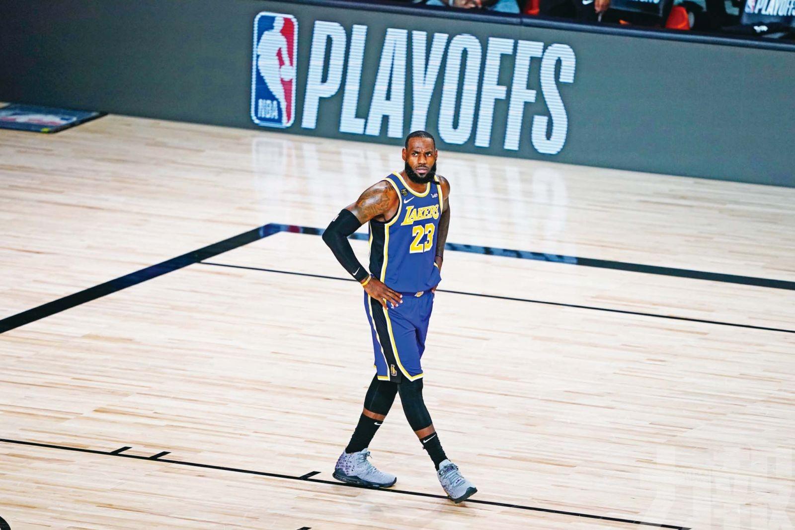 NBA隨時就此完季