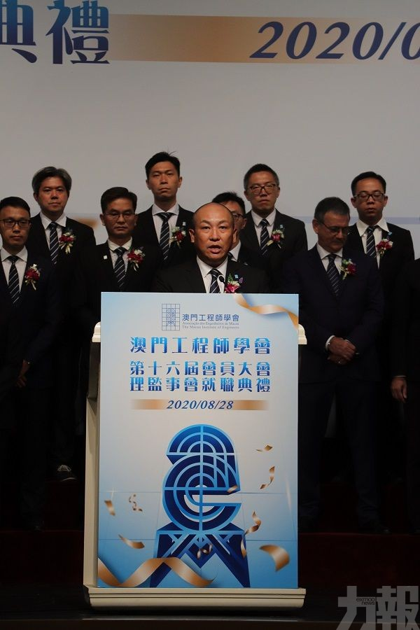 胡祖杰:現時澳門產業單一化