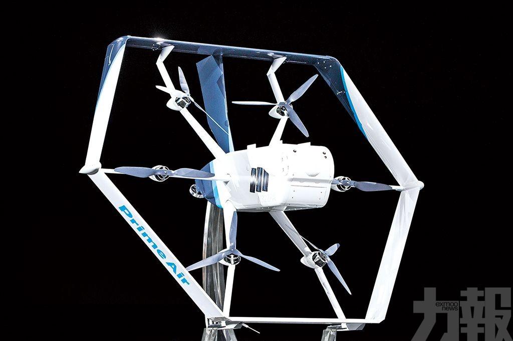 無人機送貨時代來臨