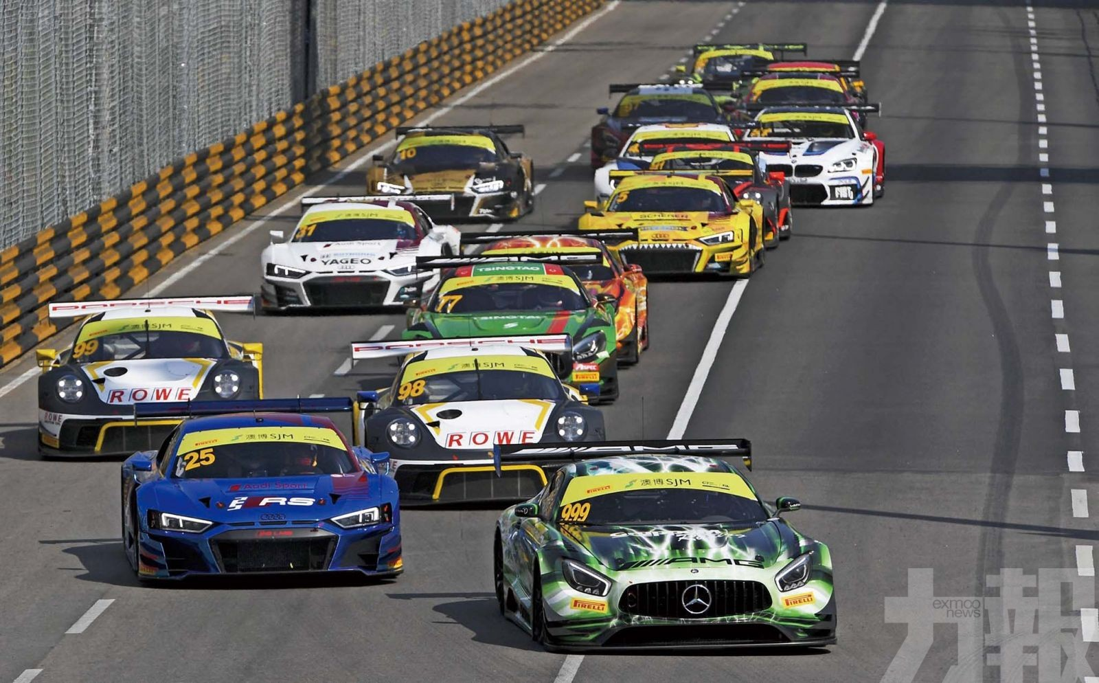 潘永權局長有信心:今屆澳門大賽車一樣精彩!
