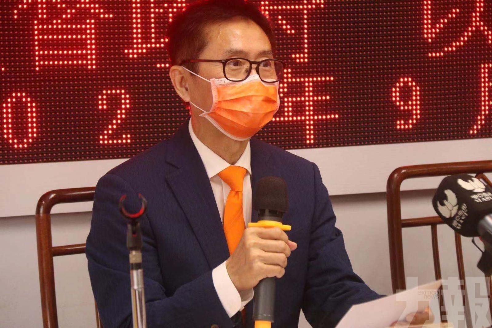 鄭安庭:支持做法 防疫優先