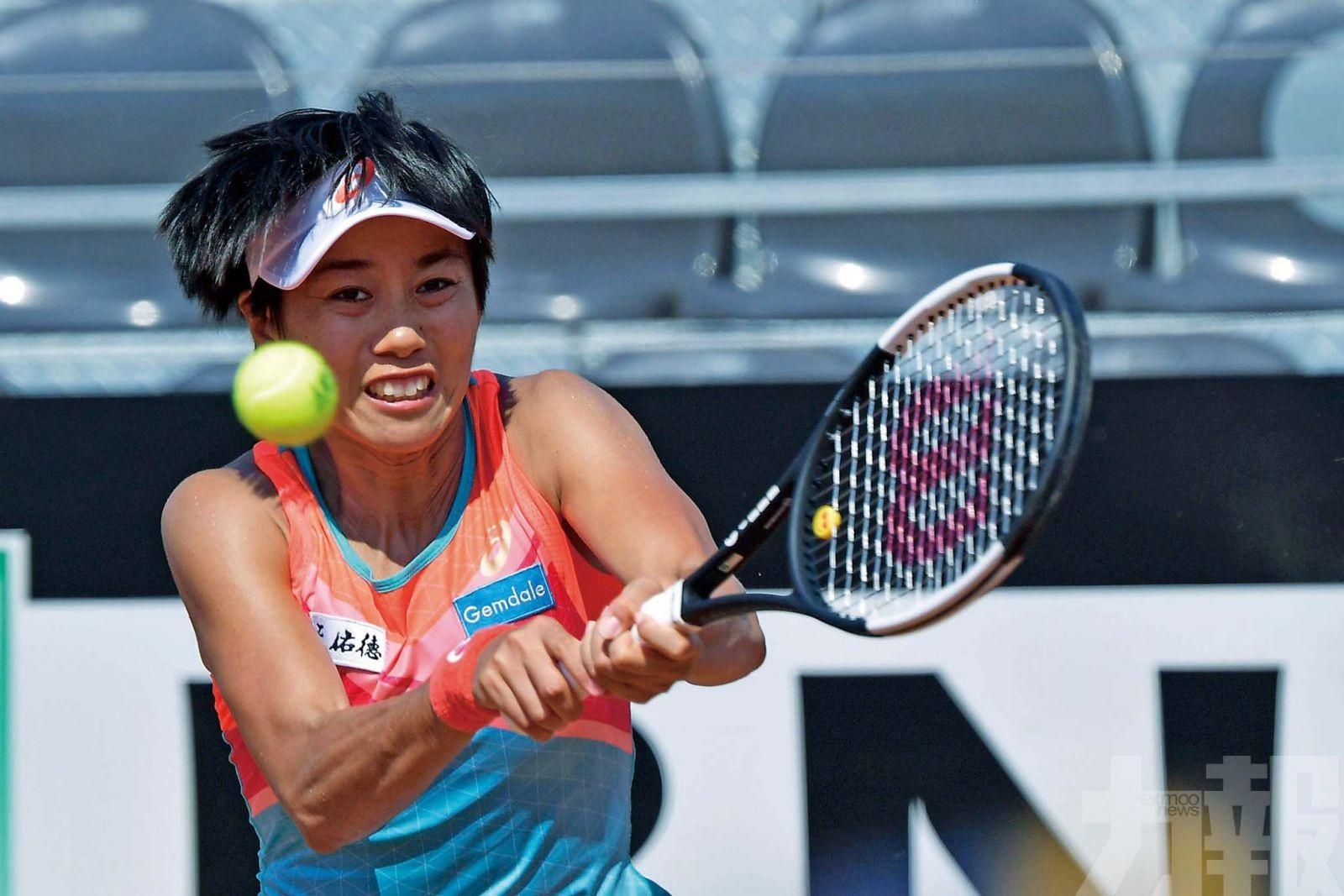 羅馬網球大師賽過關
