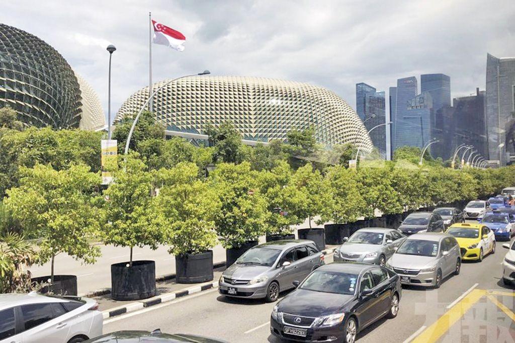 新加坡8月出口遠勝預期