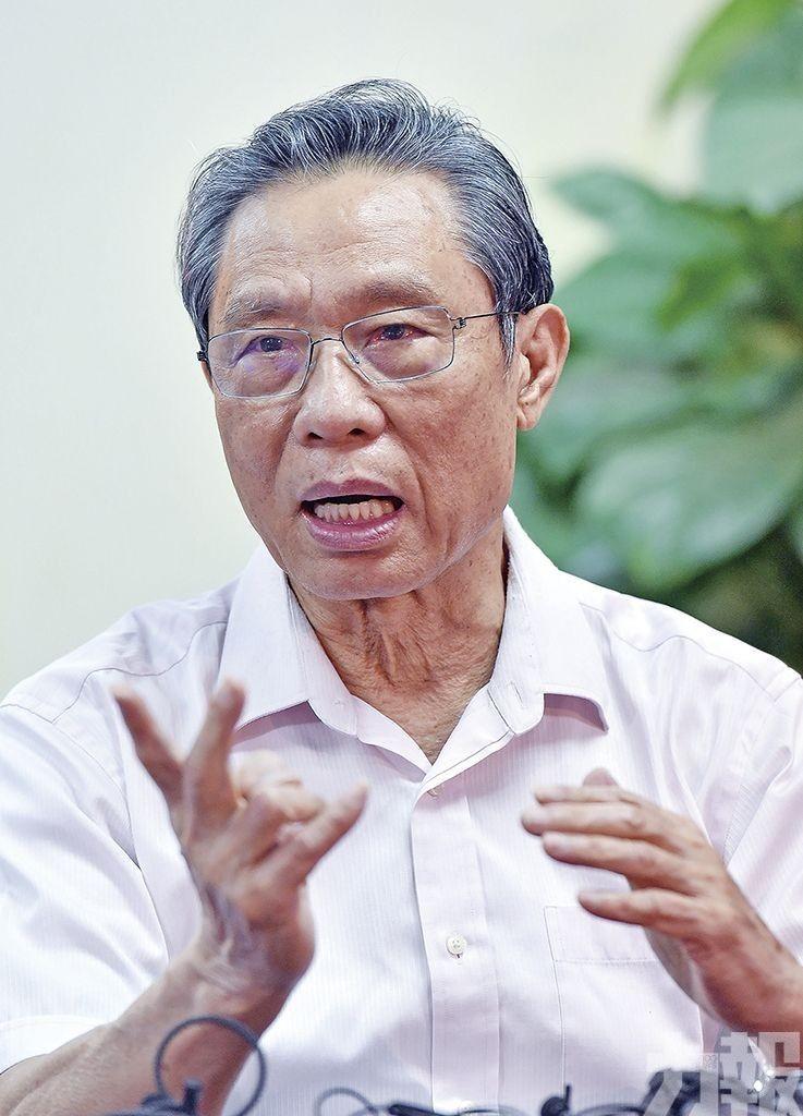 鍾南山:年內推新冠疫苗是太樂觀