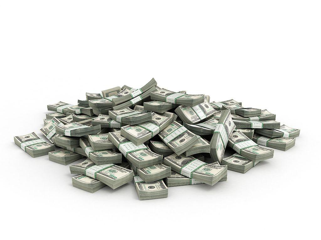 全球轉移贓款兩萬億美元