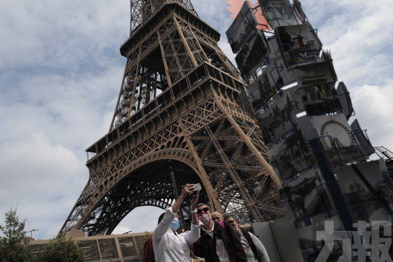 巴黎艾菲爾鐵塔突緊急疏散遊客