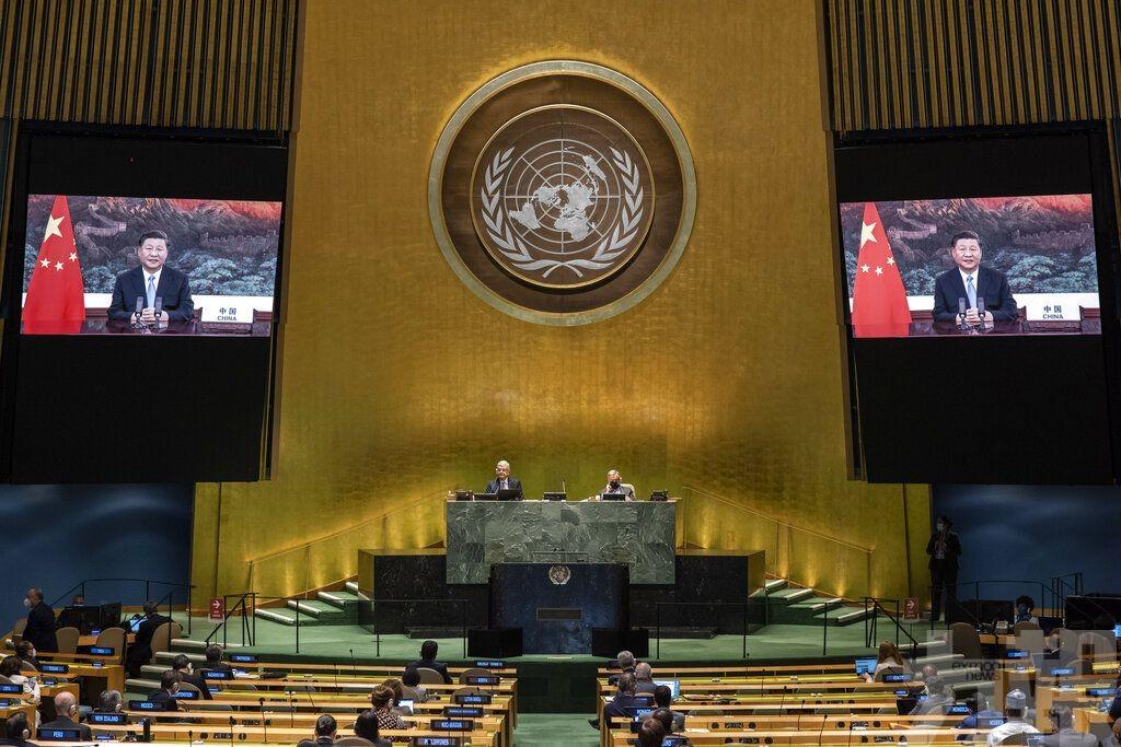 習近平:向聯合國支援5,000萬美元抗疫