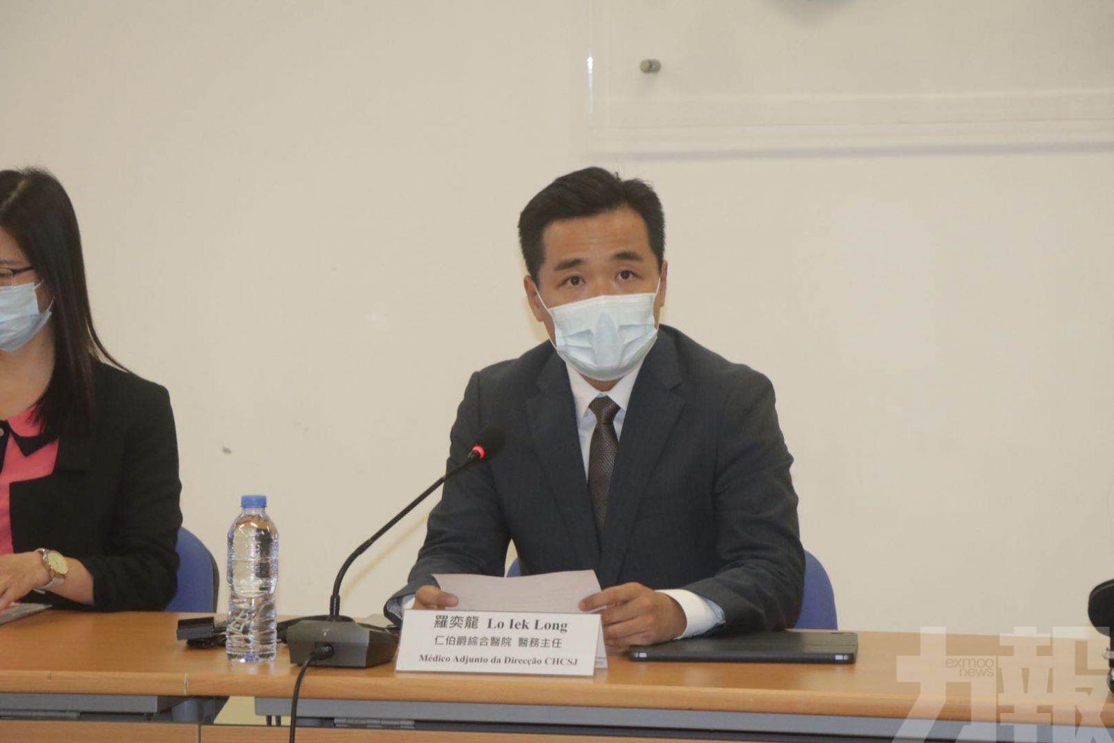 羅奕龍:防疫措施開放須循序漸進