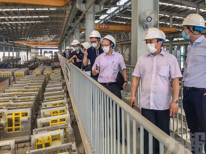 勞工局與珠海合作培訓建築人員