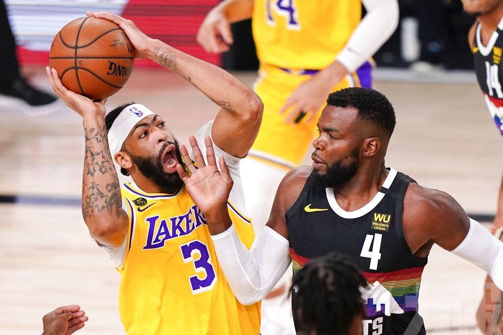 湖人晉級NBA總決賽在望