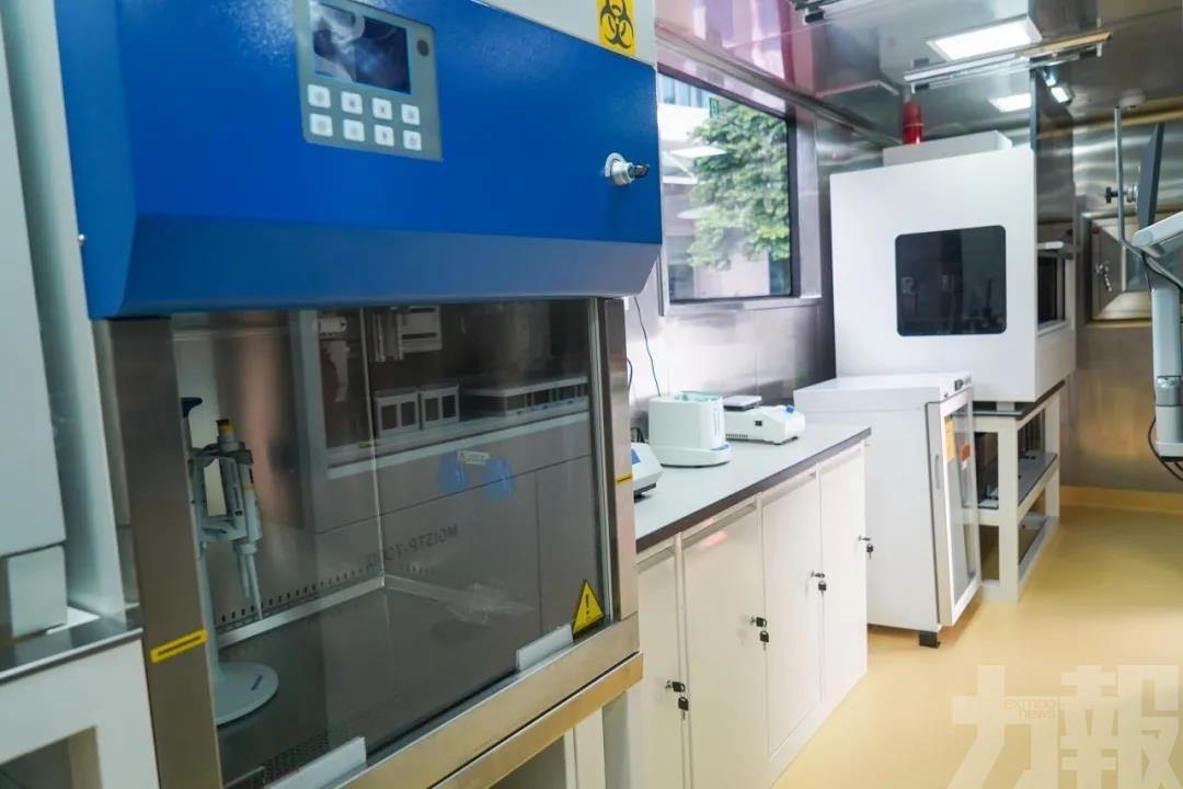 珠海核酸檢測基地今啟用