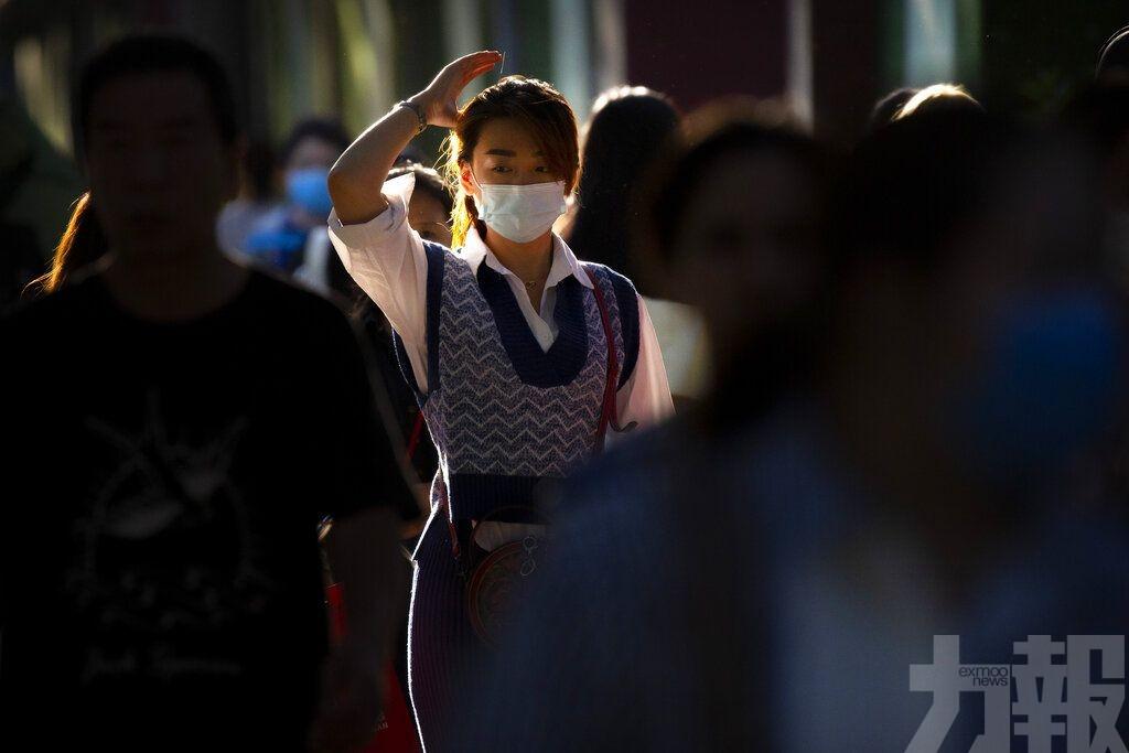 廣東昨增境外輸入確診5例