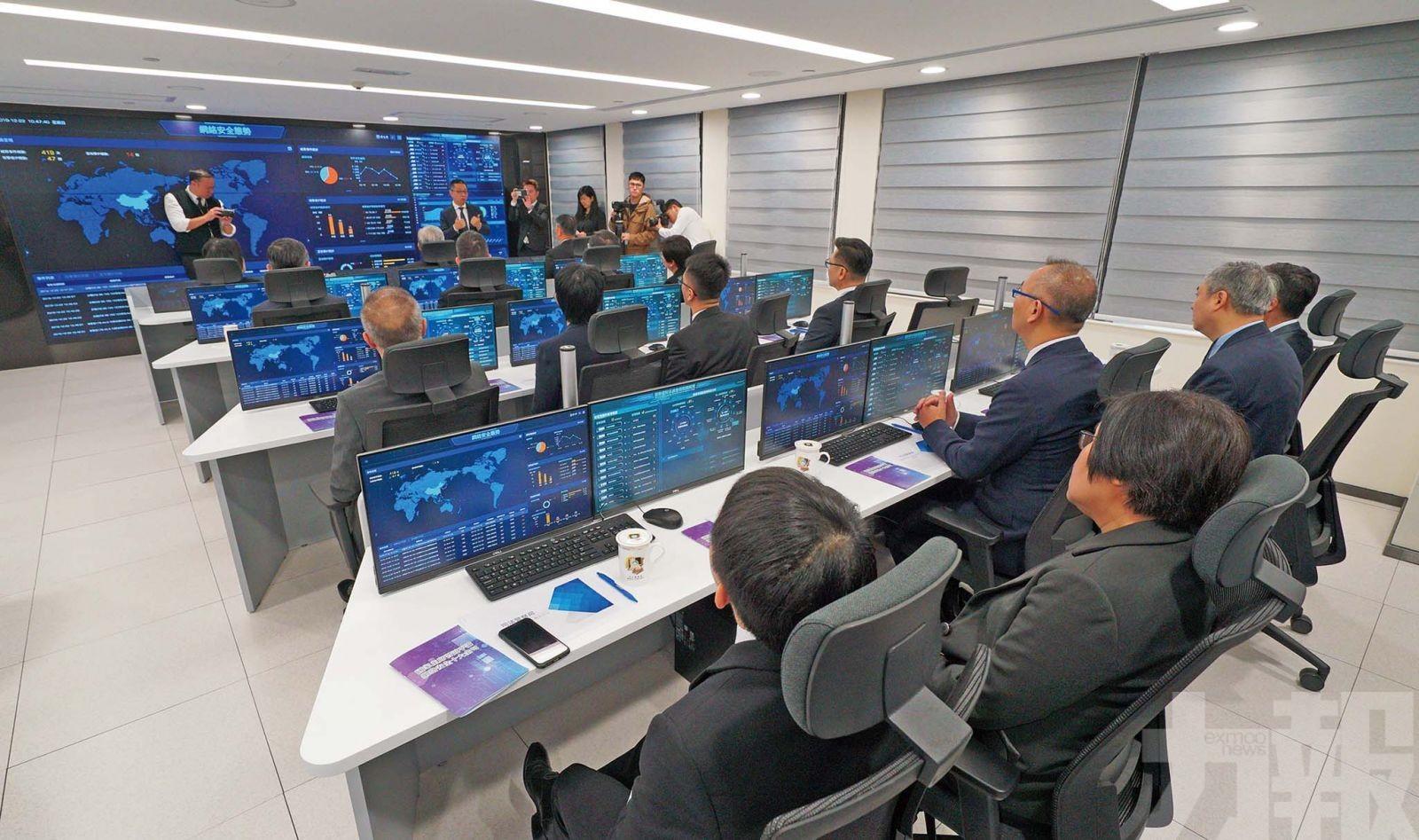 賀一誠:以國安高度重視網安建設
