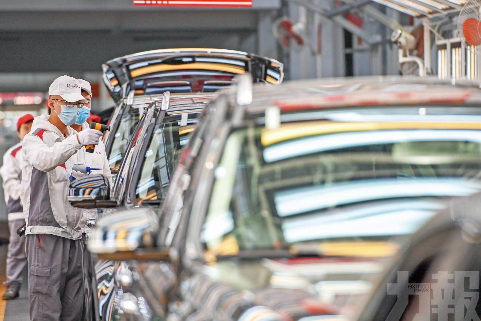 全年汽車銷量有望接近去年水平