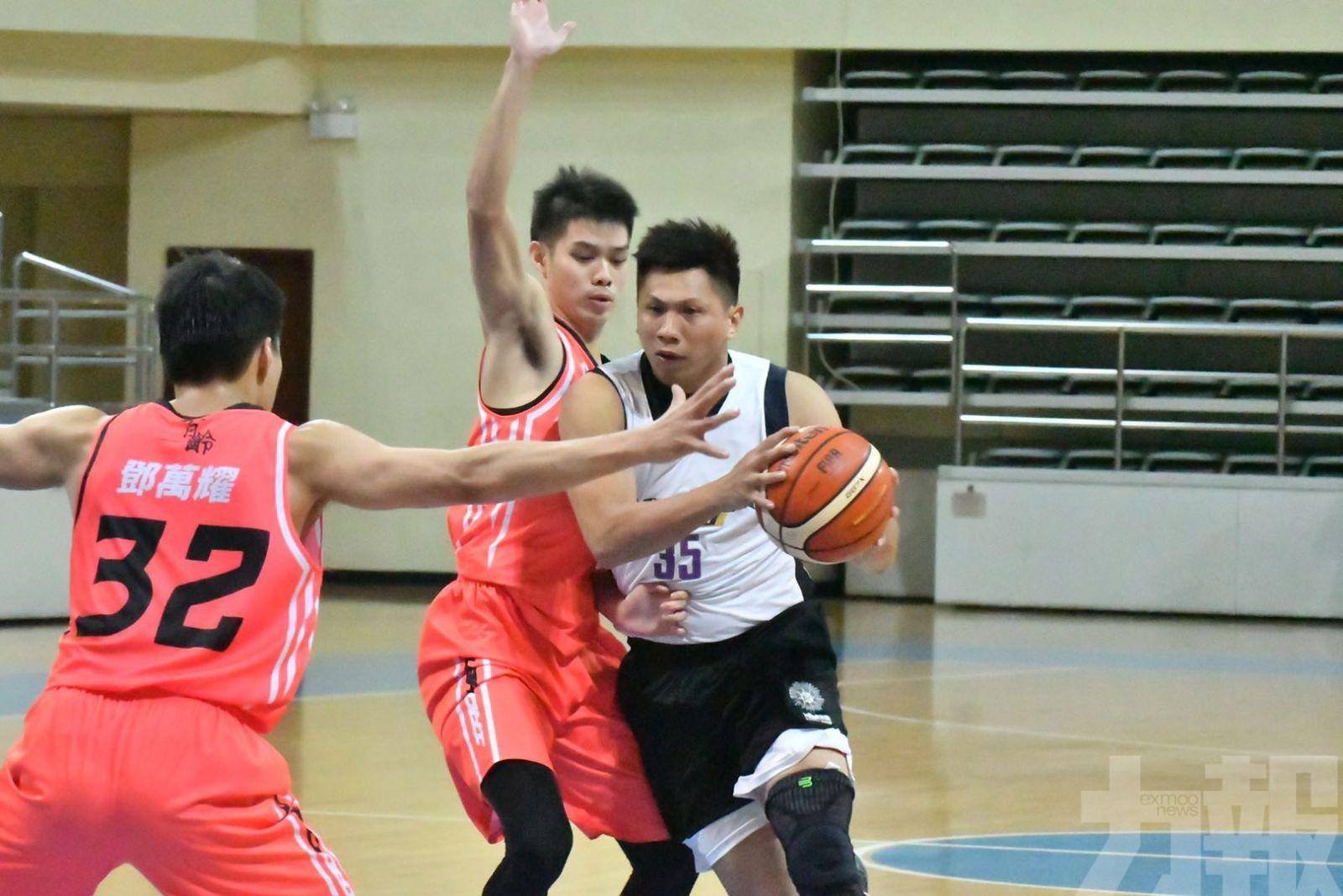 福建高級組籃球賽10連霸