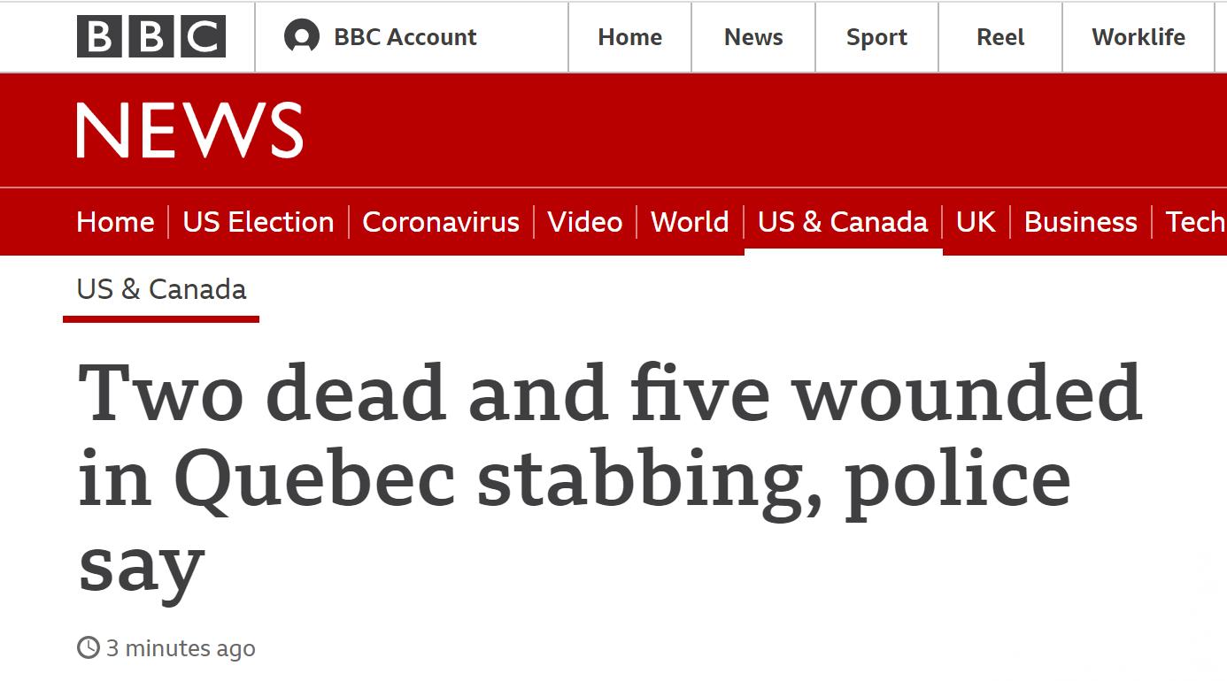 刀手身穿仿中世紀服裝施襲 2死5傷