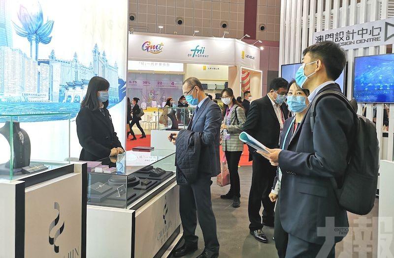 組織文創業界參加上海進博會