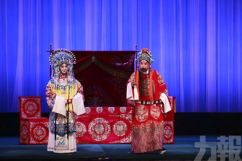 國家京劇院赴澳演出