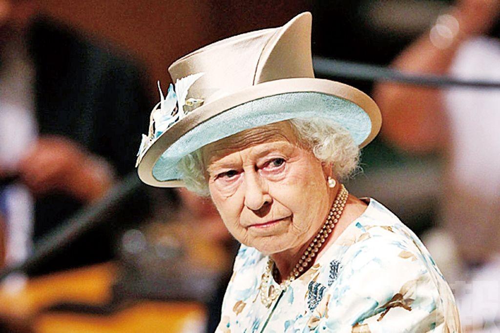 英女王「不敵新冠疫情辭世」
