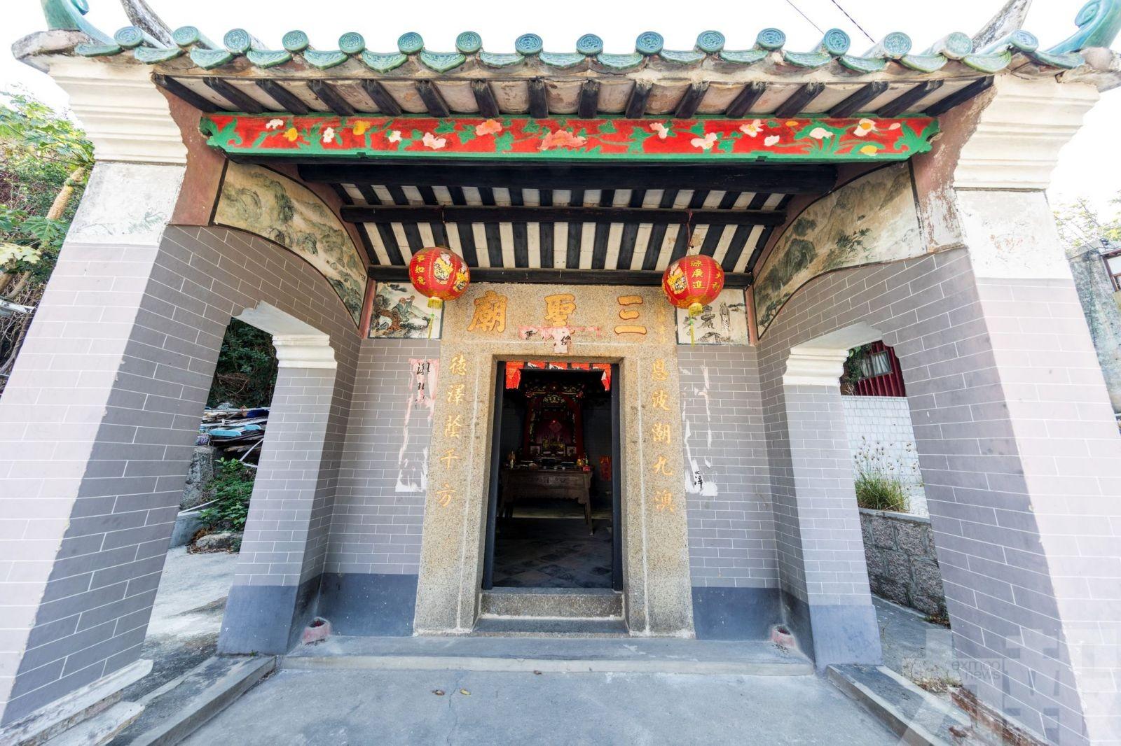 共12個項目涉多種文化建築