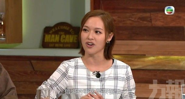 馮盈盈上節目疑暗串江嘉敏