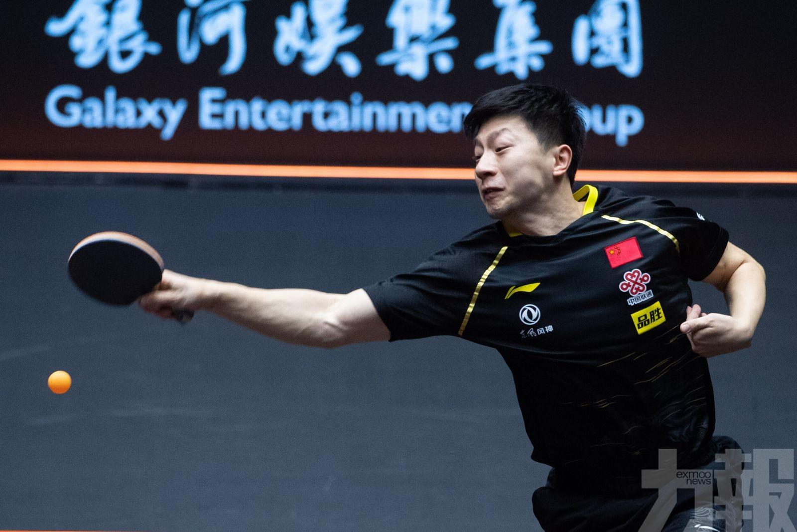中國球手包辦男女決賽席位