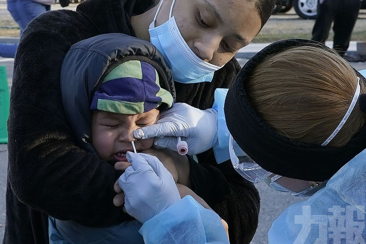 美政府首次建議室內戴口罩 拜登稱不強制民眾接種疫苗