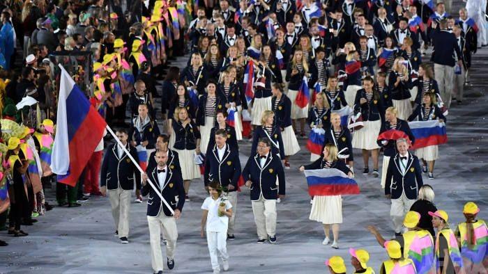 俄國選手仍以獨立身份出戰奧運