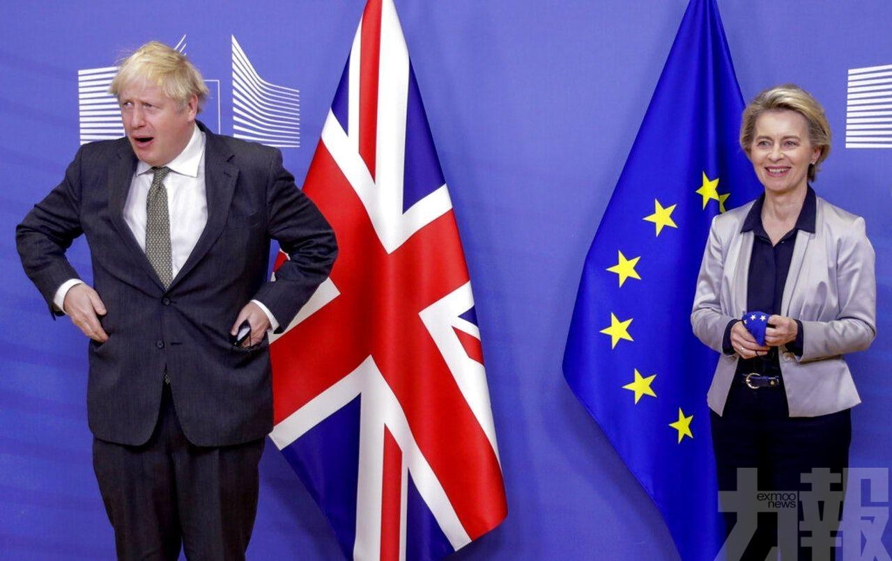 據報英國脫歐協議達成在望