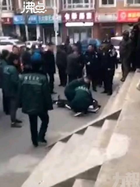 遼寧一男子當街持刀斬人 7死7傷