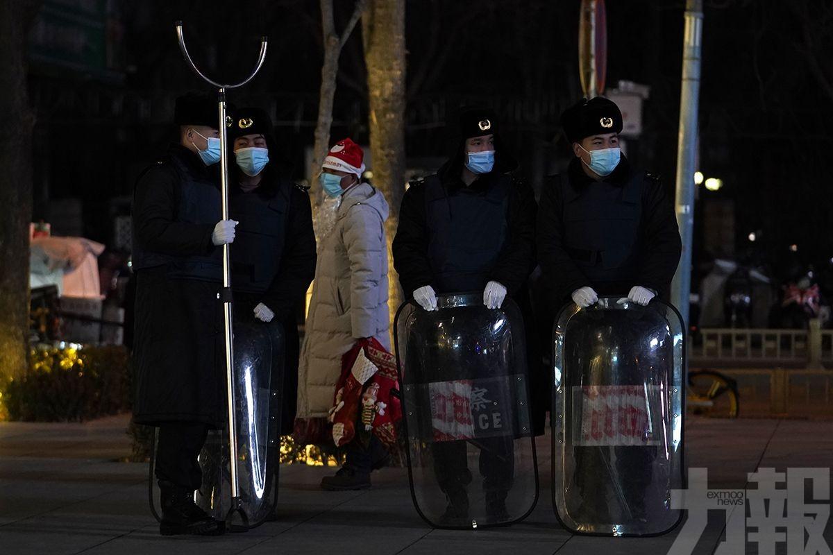 北京順義區有兩村被列入中風險