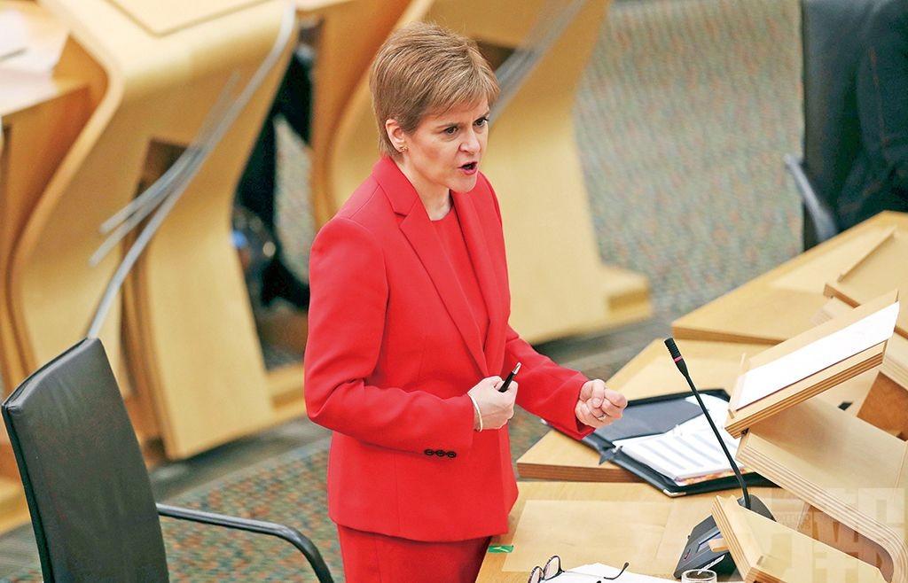蘇格蘭擬全境封鎖
