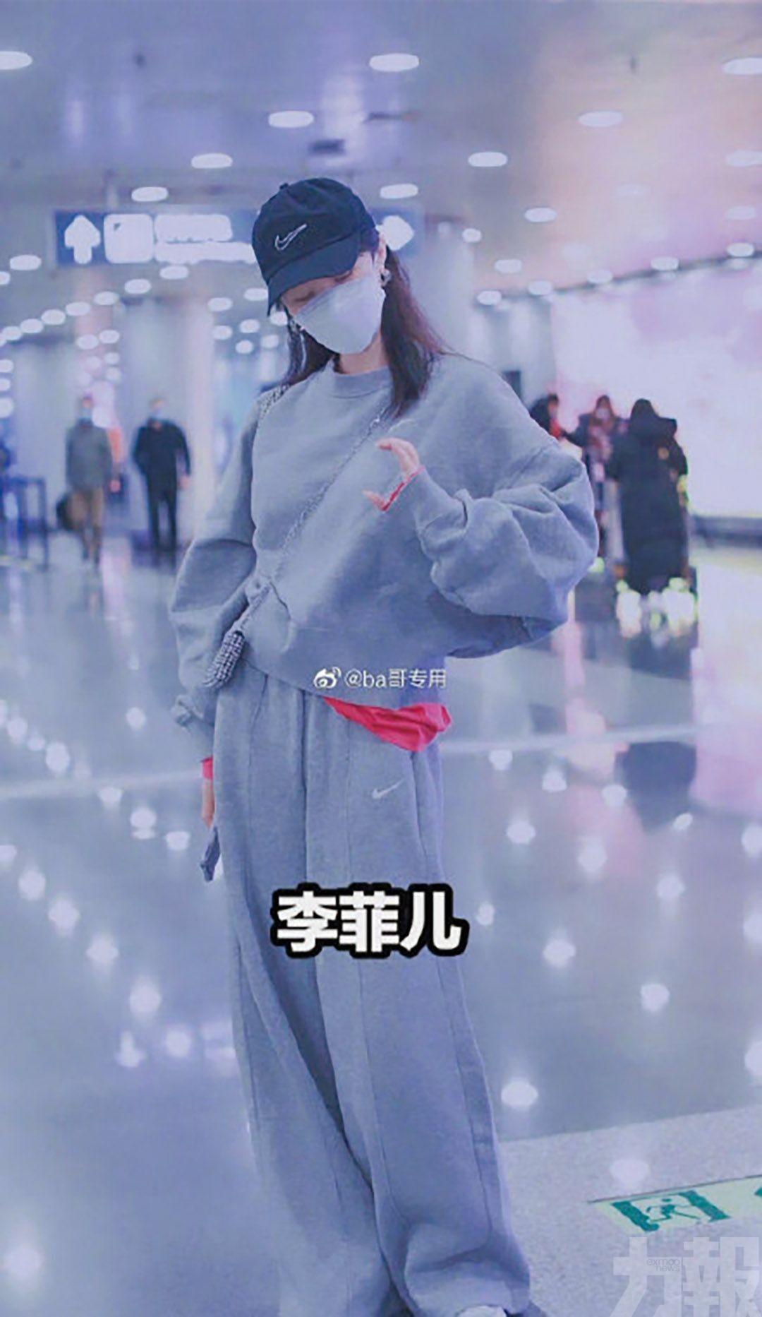 黃曉明退出《乘風姐姐2》證清白
