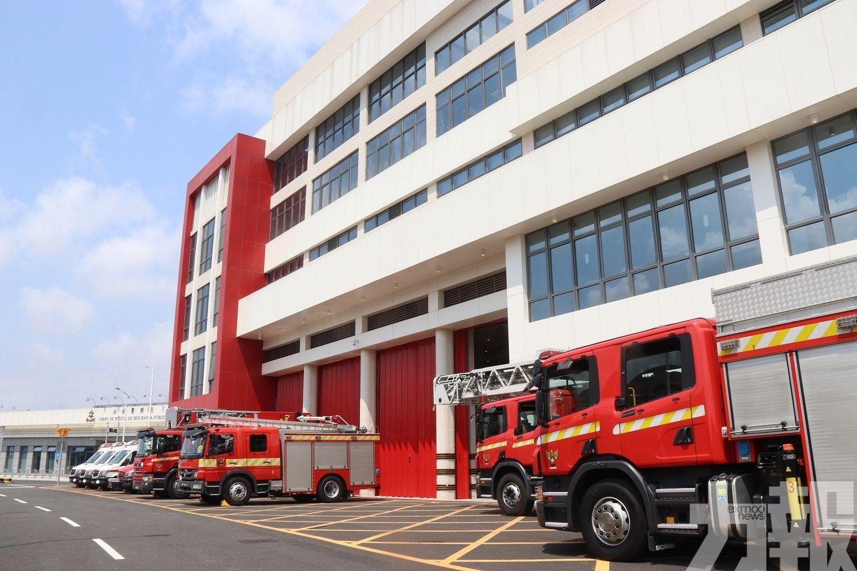 消防局 : 防火需政府、業界和居民三方努力