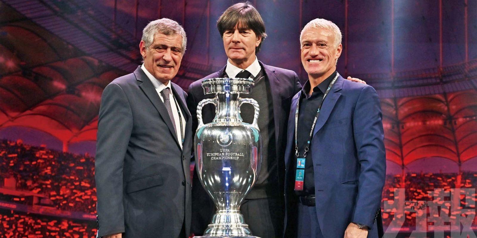 歐國盃擬開放予7成球迷入場
