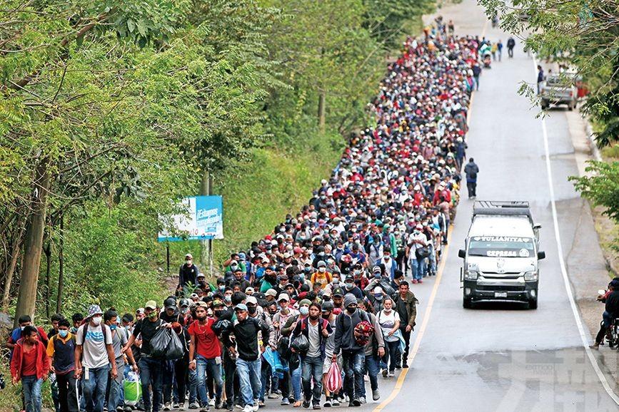 為1,100萬非法移民提供合法身份