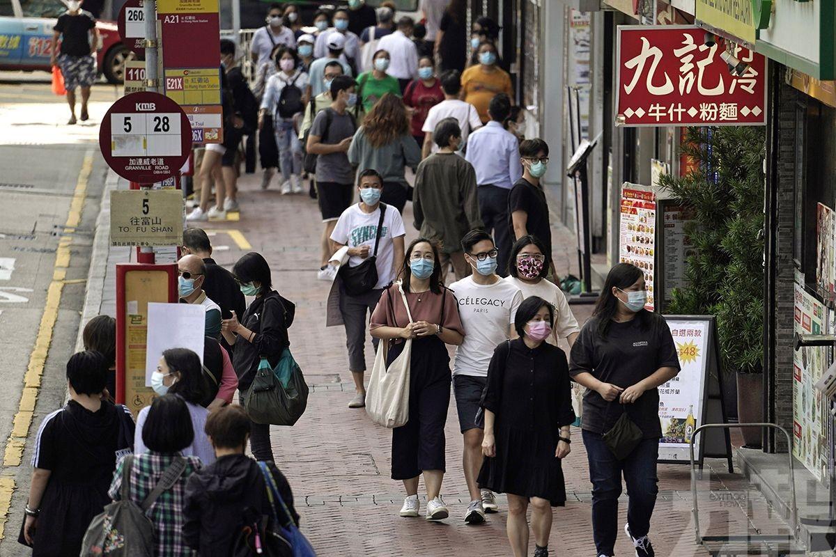 【香港疫情】今增77宗本地感染 37宗無源頭