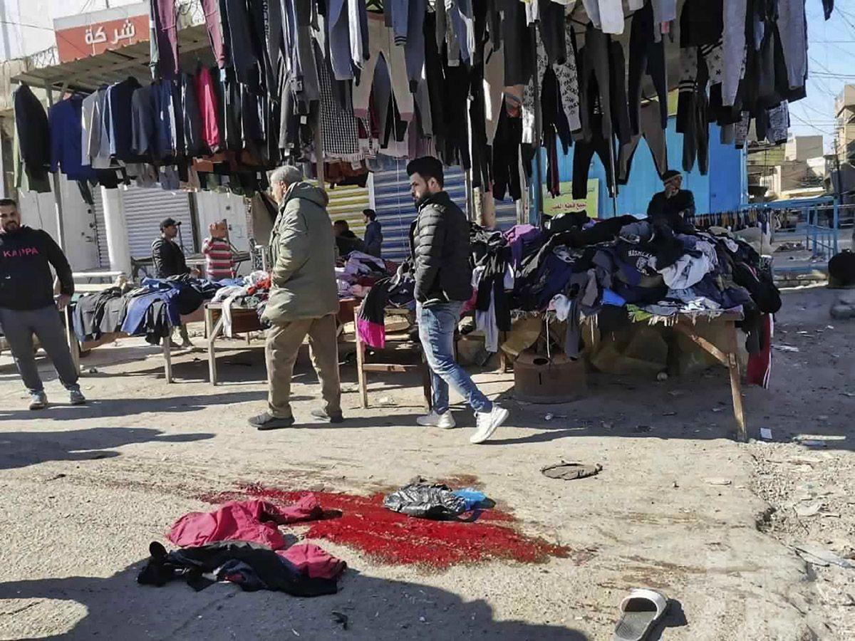 伊拉克首都發生爆炸 28死73傷