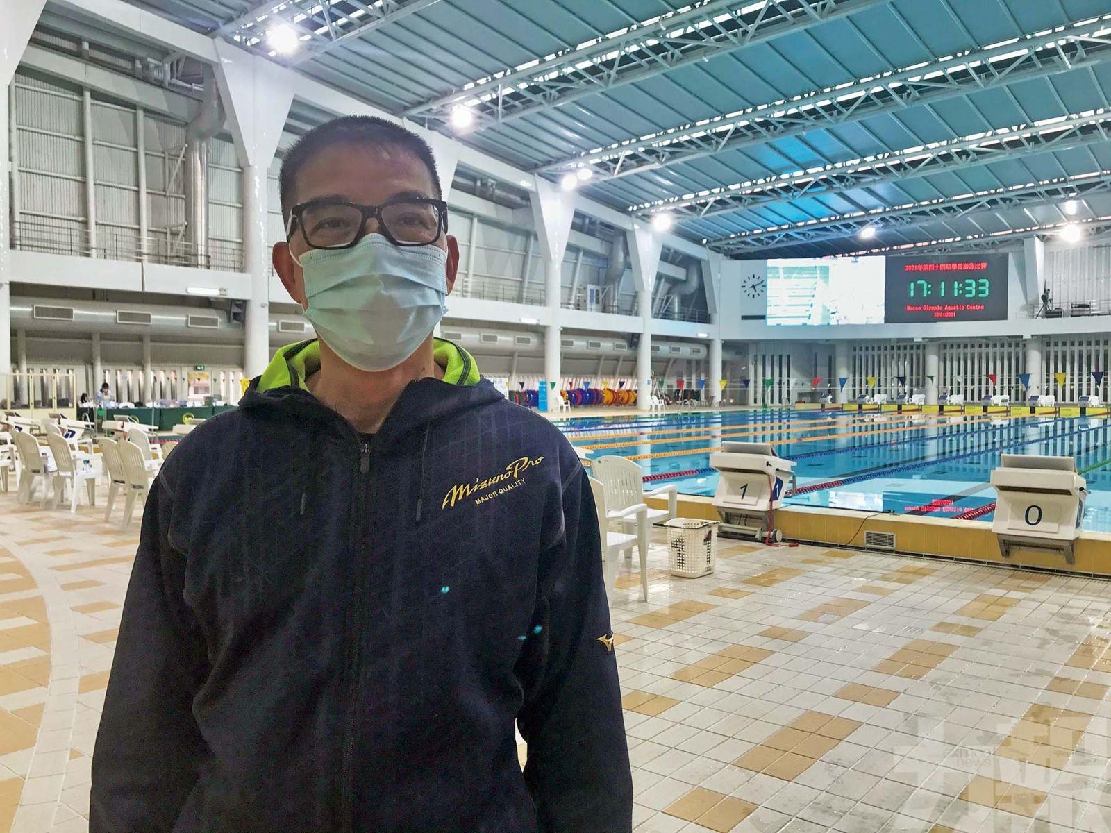 學界游泳首場比賽刷新10項大會紀錄