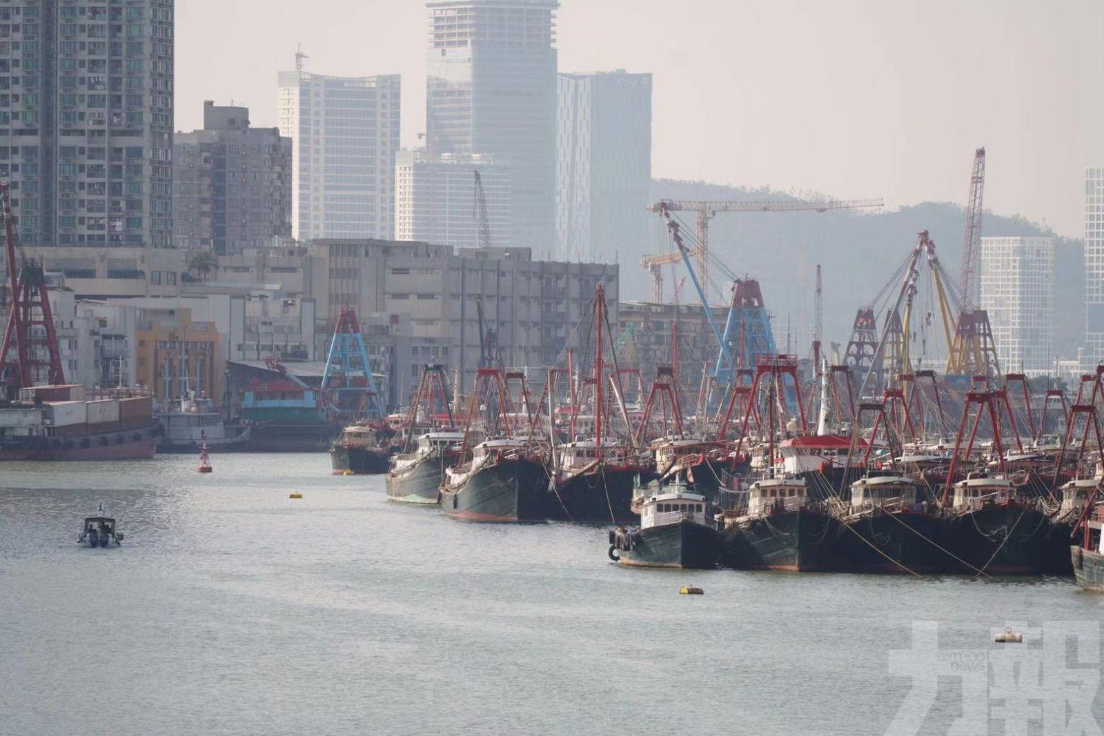 海事局將在春節進行24小時戒備