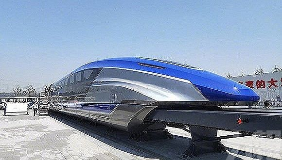 京港澳高速磁懸浮列入廣東省規劃