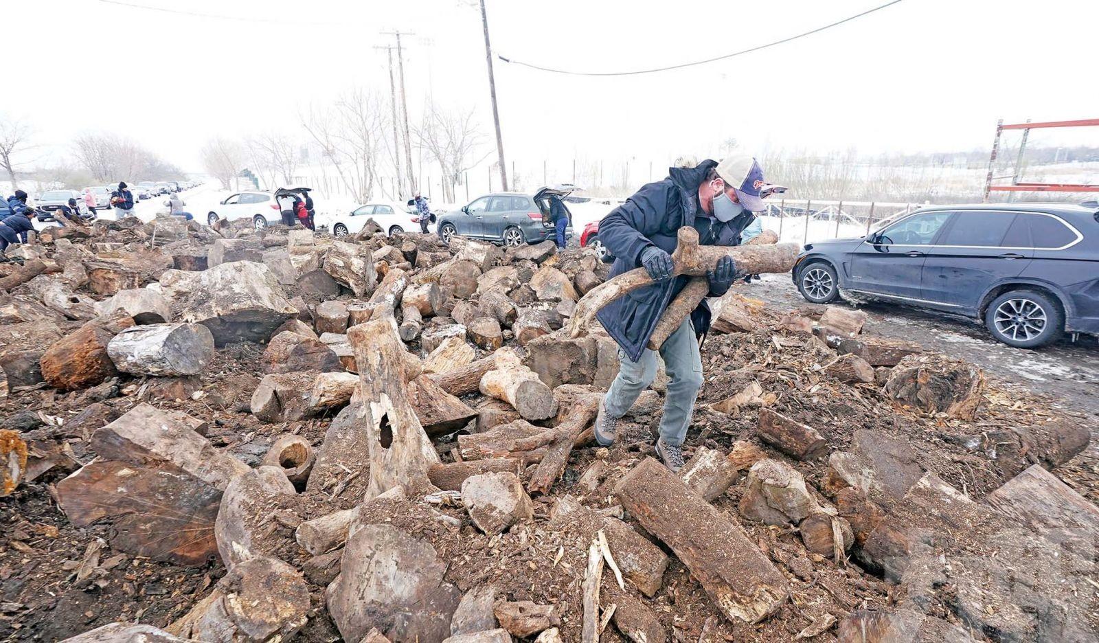 拜登宣布德州進重大災難狀態