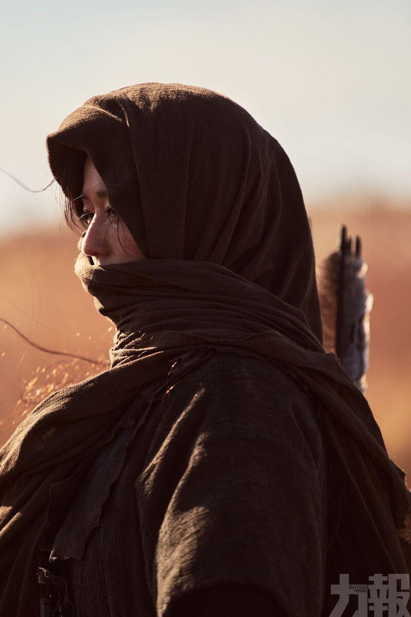 全智賢變女真族戰士登場
