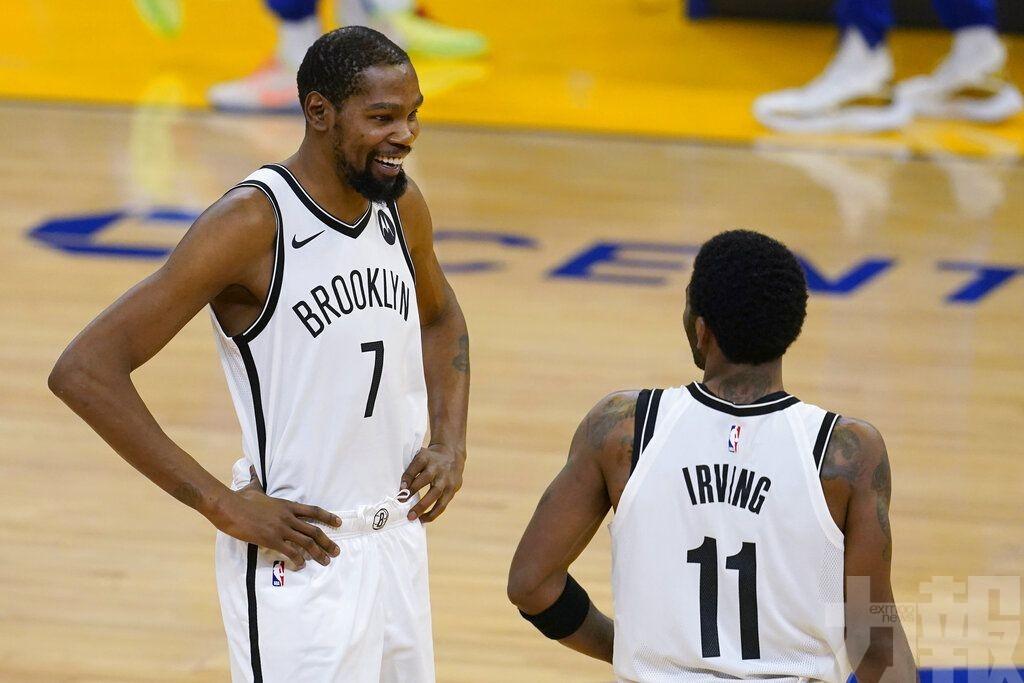 杜蘭特退出NBA全明星賽