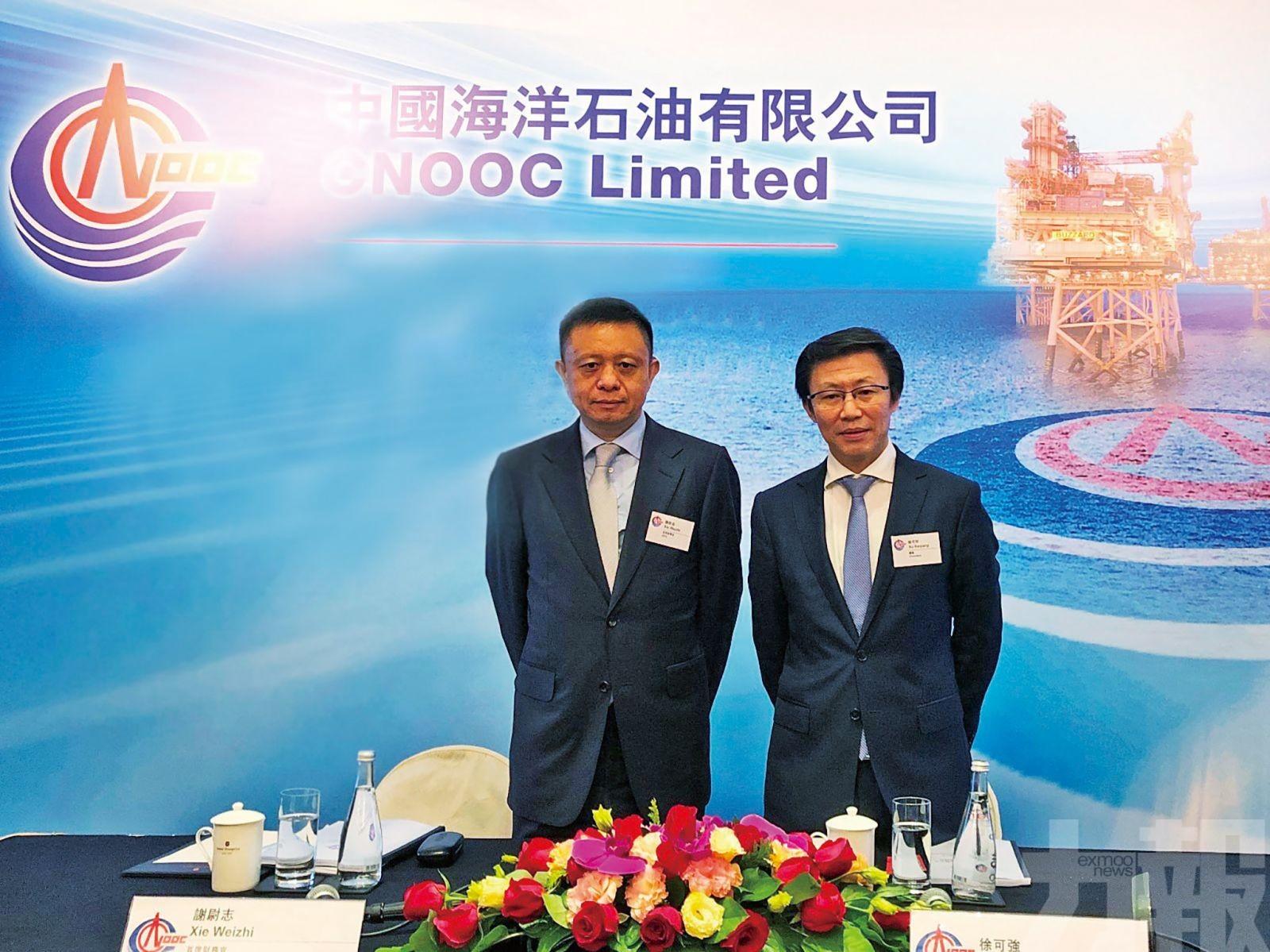 中海油估值吸引仍屬行業首選