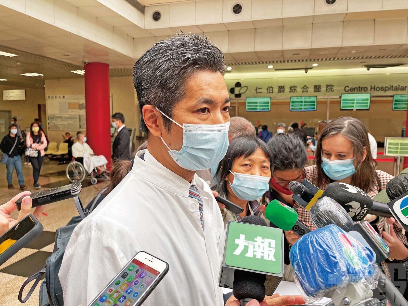 衛生局籲市民放心接種